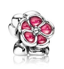 British Rose charm by Pandora