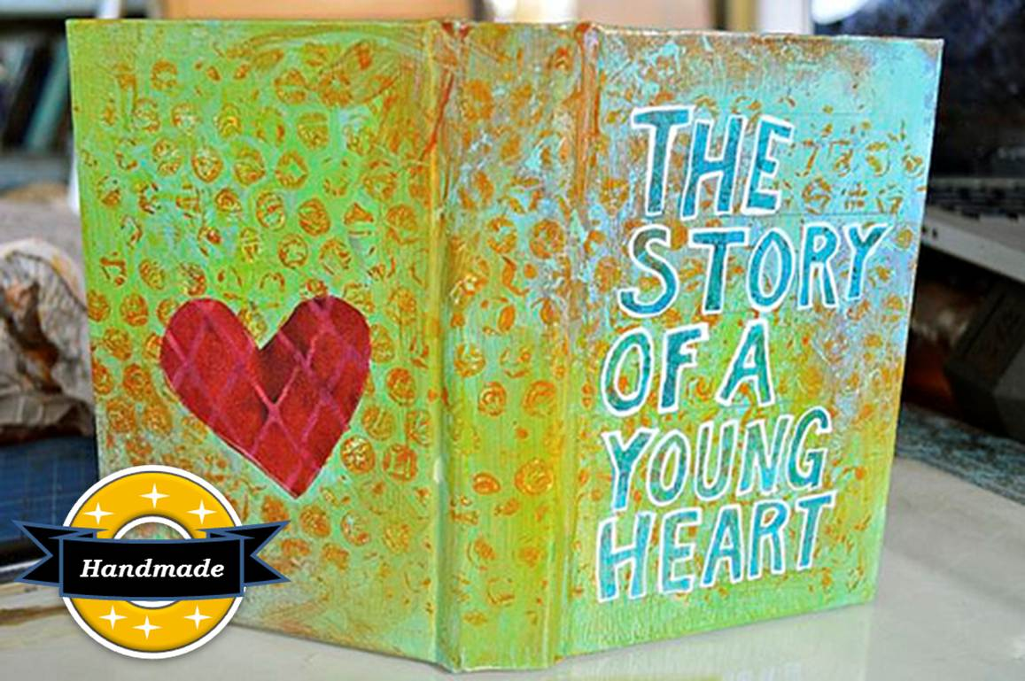 Make It Personal: gift a book journal; a heirloom in the making ...