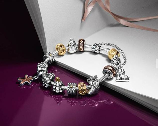 Pandora's christmas collection