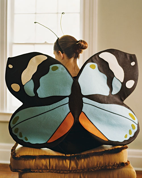 Gift a butterfly costume