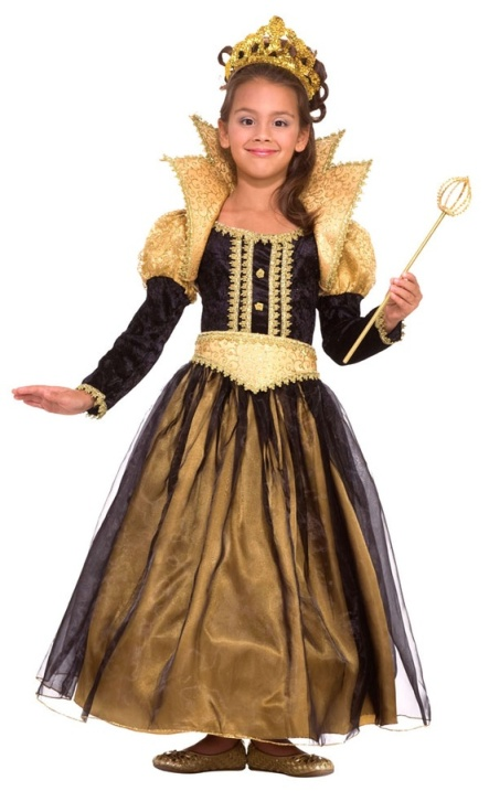 A princess-costume that isn't pink!