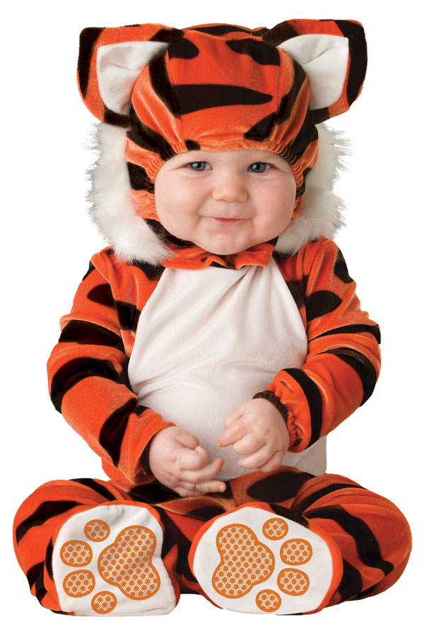 adorable Tiger cub costume