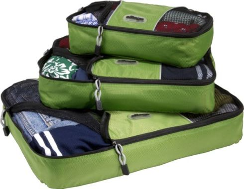 packing cubes make packing easy and fun for travellers