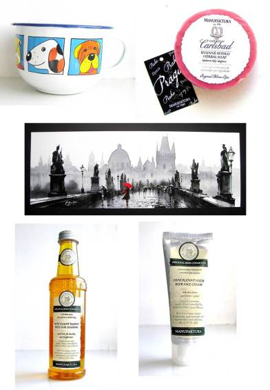 Prague shopping guide