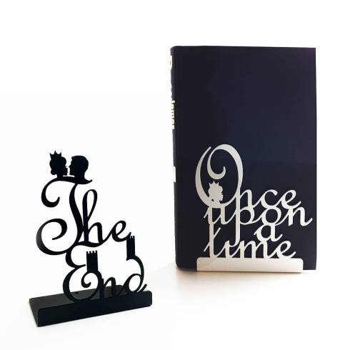 Fairytale bookends is a perfect gift for book lovers