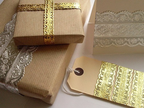 Indian gift wrapping ideas