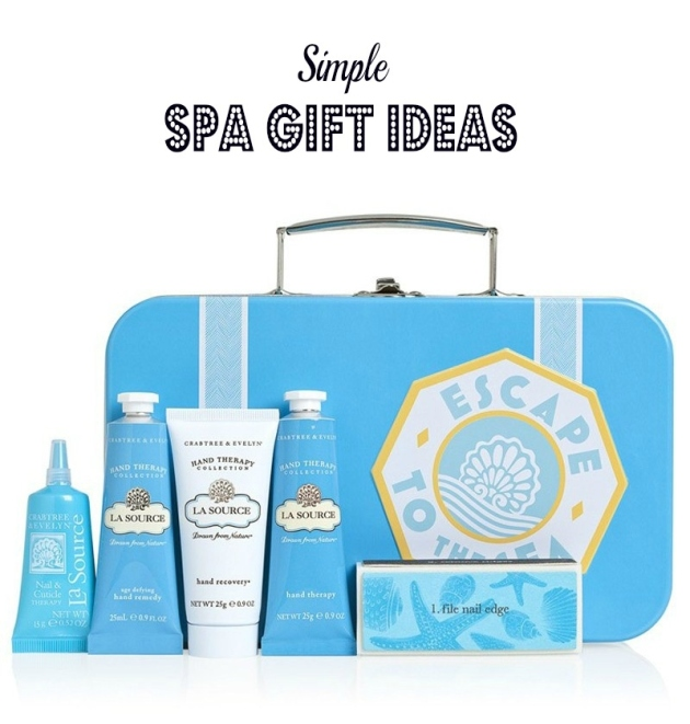 Spa gifts for valentines day