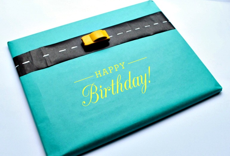 Get creative with your gift wrapping ideas